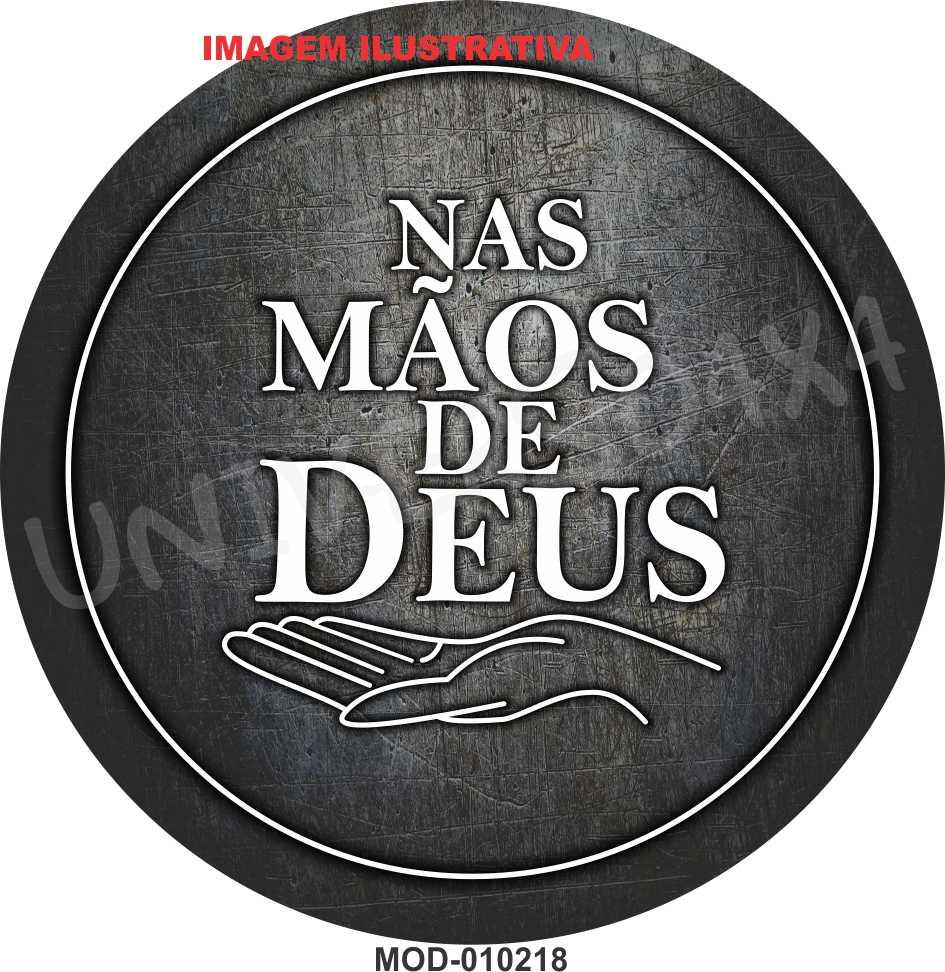 Capa Estepe nas Mãos de Deus M-010218