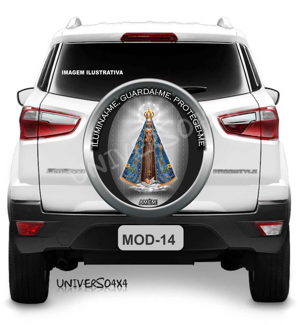 Capa Estepe Nossa Senhora Aparecida M-14
