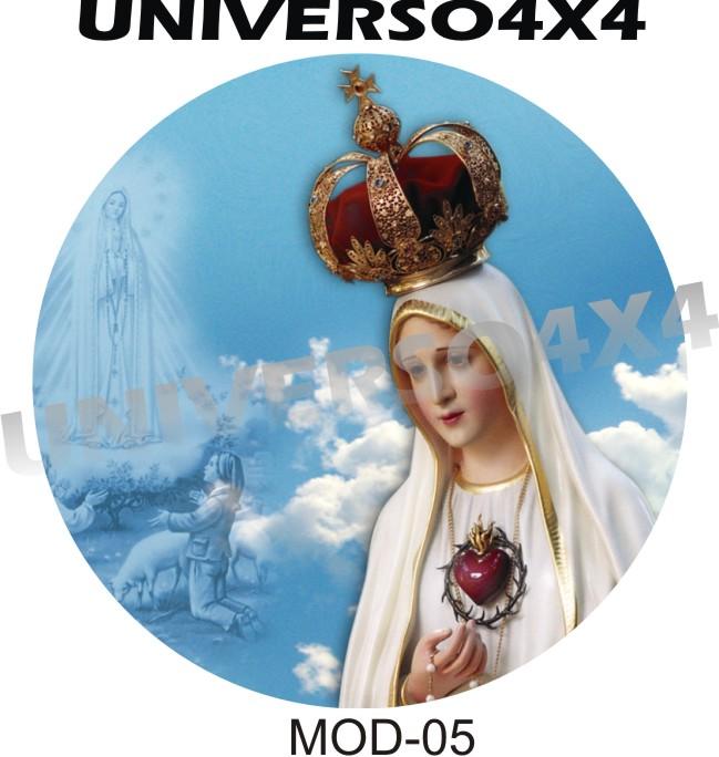 Capa Estepe Nossa Senhora de Fátima M-05