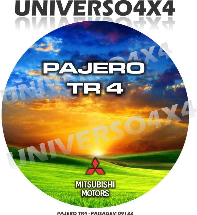 Capa Estepe Pajero TR4  Paisagem M-09133