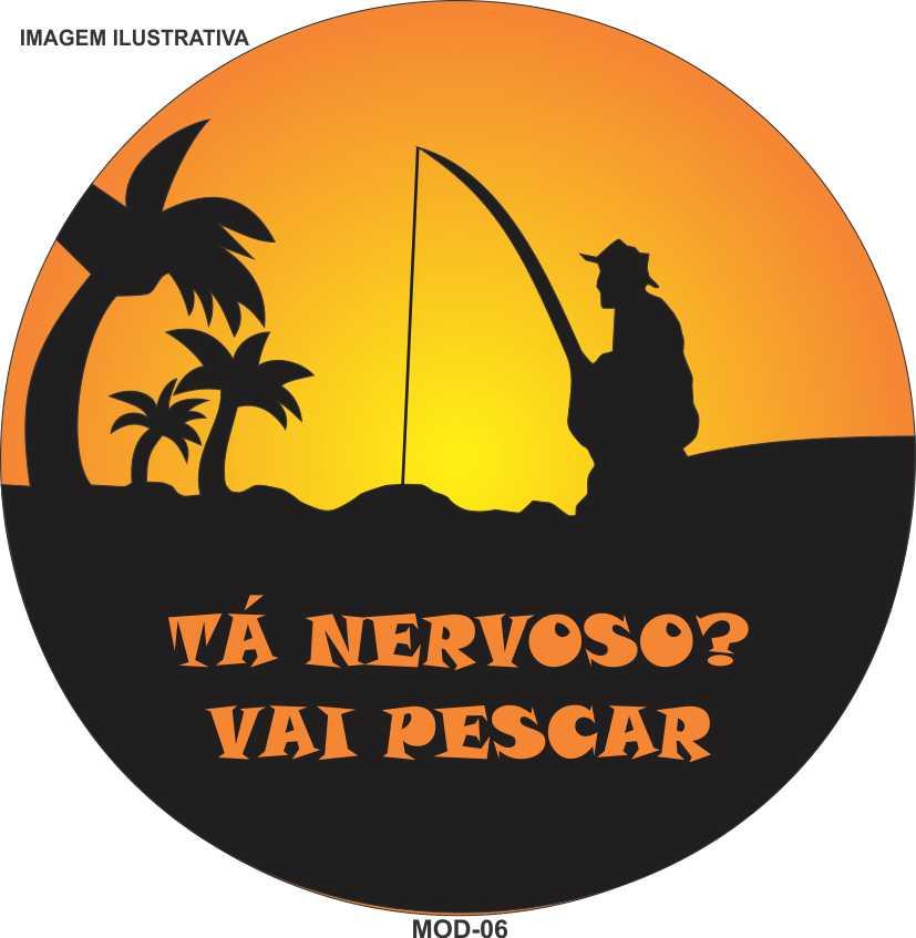 Capa Estepe Pesca M-06