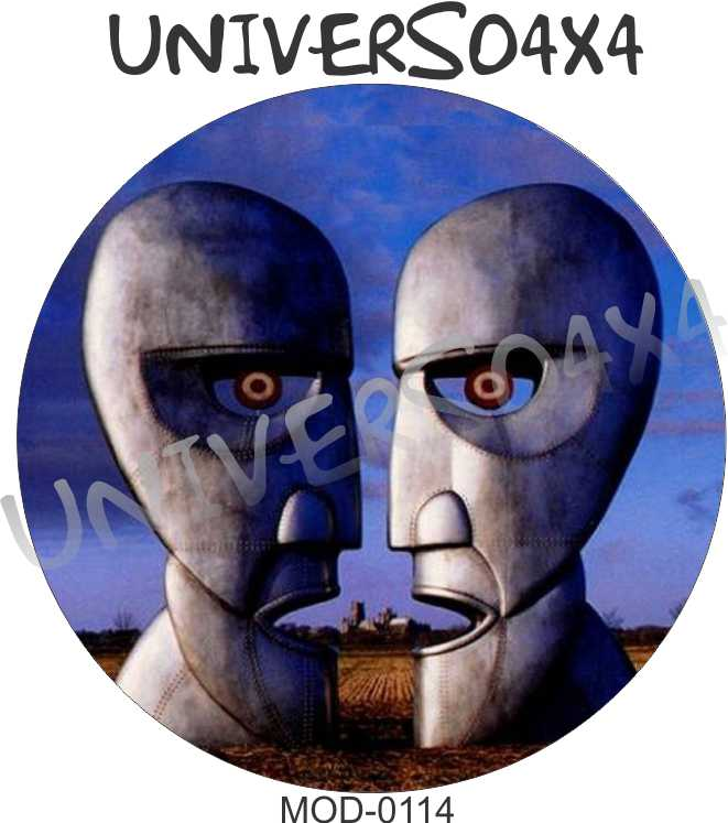 Capa Estepe Pink Floyd 0114
