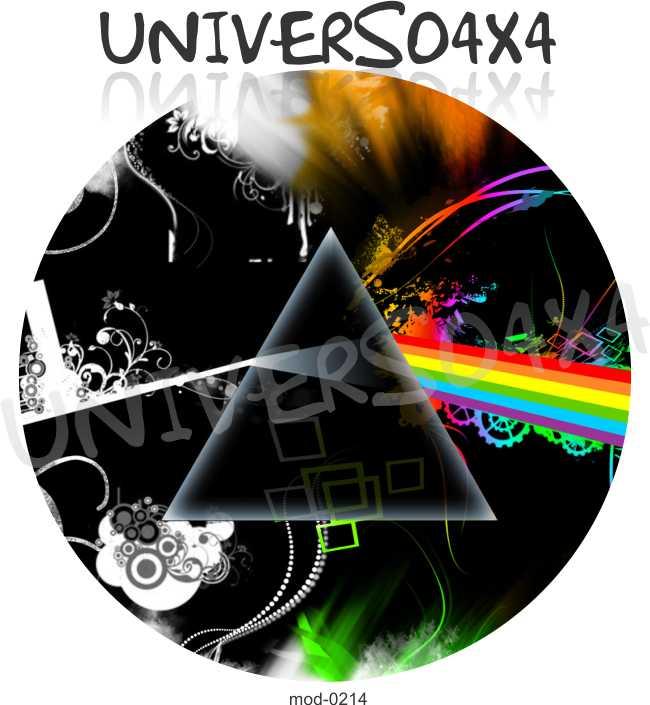 Capa Estepe Pink Floyd M-0214