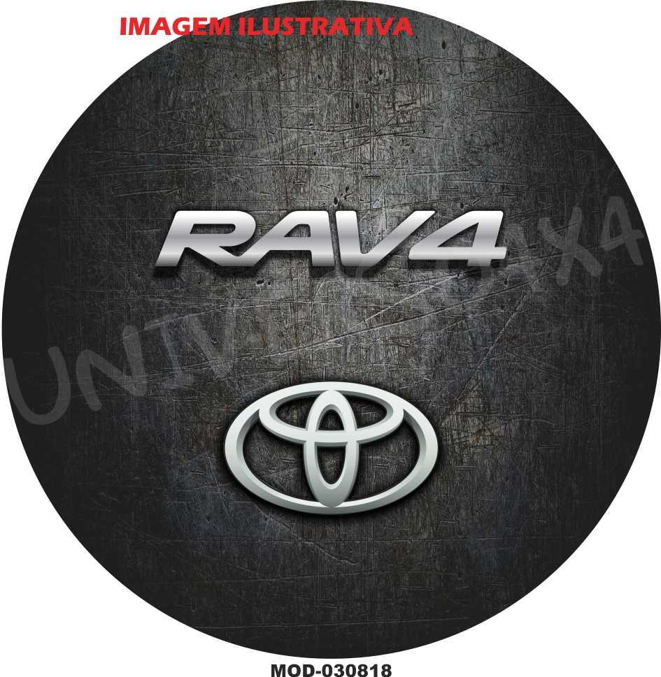 Capa Estepe Rav4 M-030818
