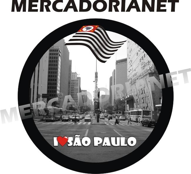 Capa Estepe São Paulo  M-0101