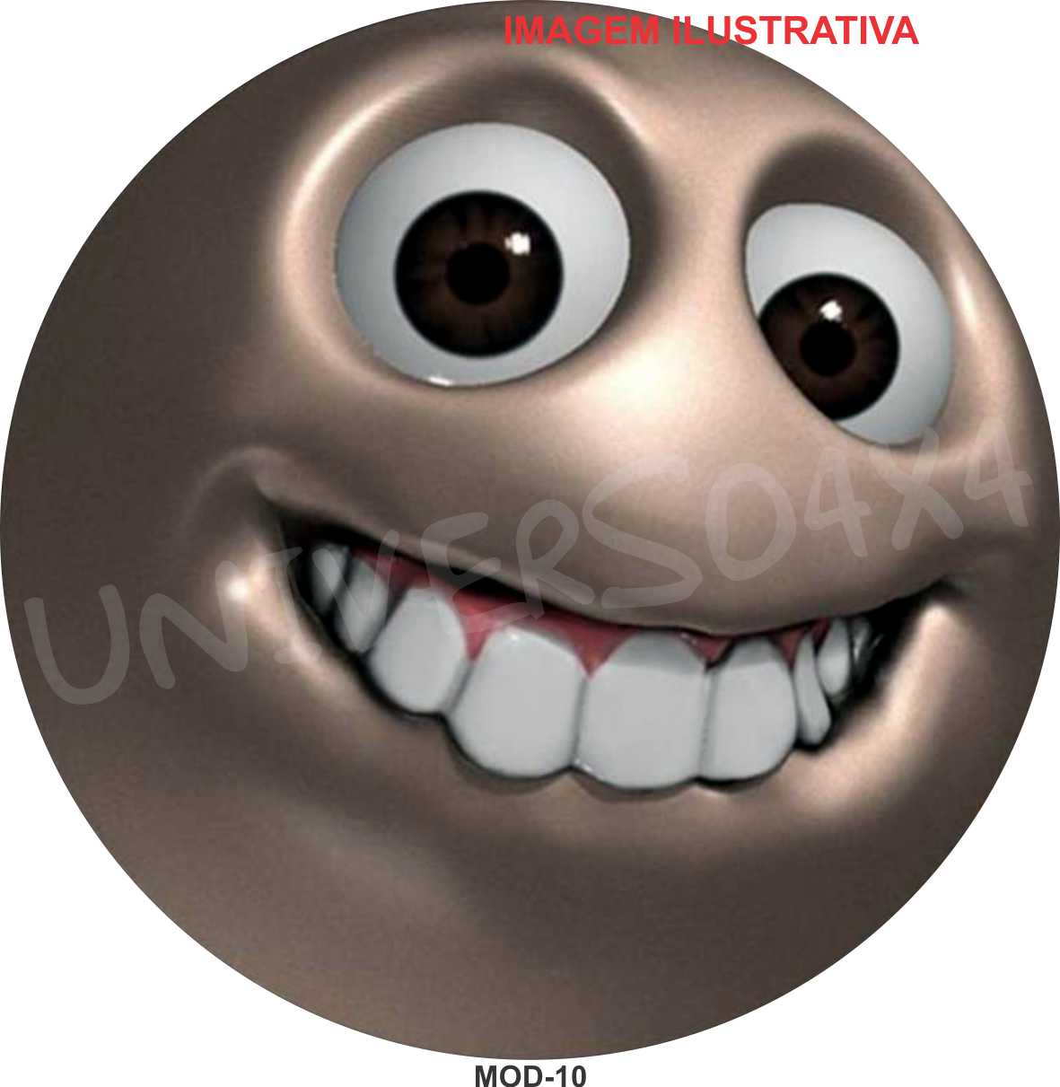 Capa Estepe Smile M-10