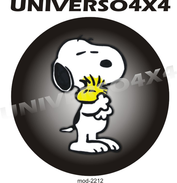 Capa Estepe Snoopy M-2212