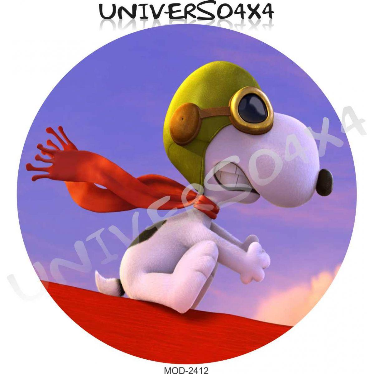 Capa Estepe Snoopy M-2412