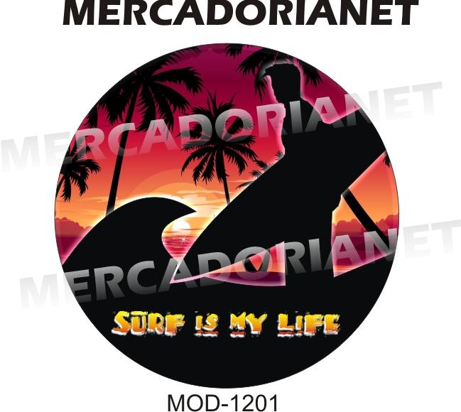 Capa Estepe Surf 1201