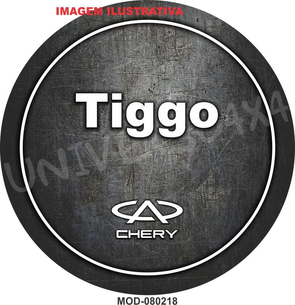 Capa Estepe Tiggo Chery M-080218