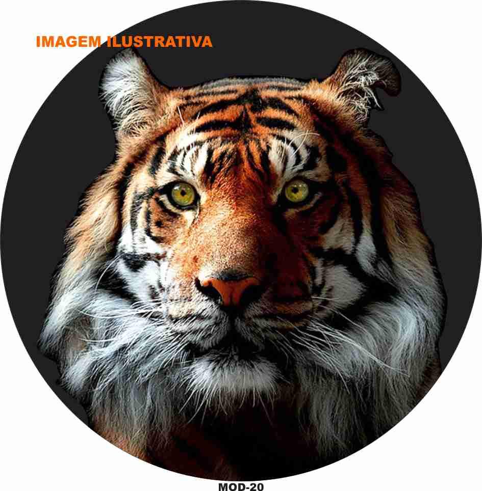 Capa Estepe Tigre 20