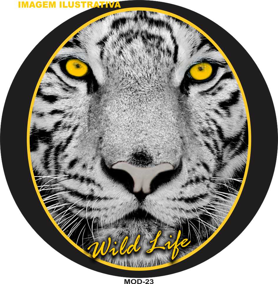 Capa Estepe Tigre 23