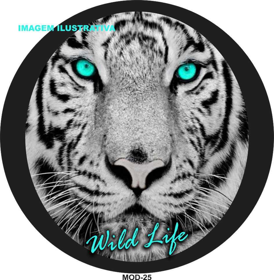 Capa Estepe Tigre 25
