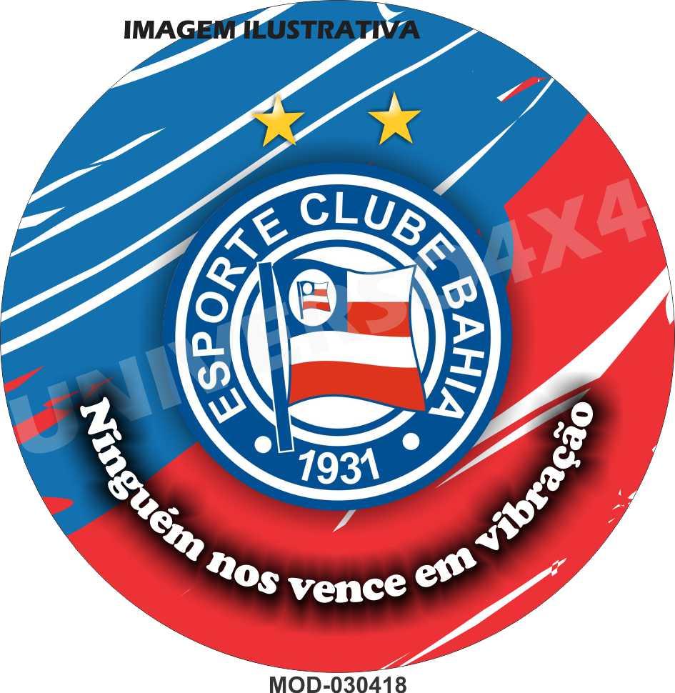 Capa Estepe Time Futebol Bahia M-030418
