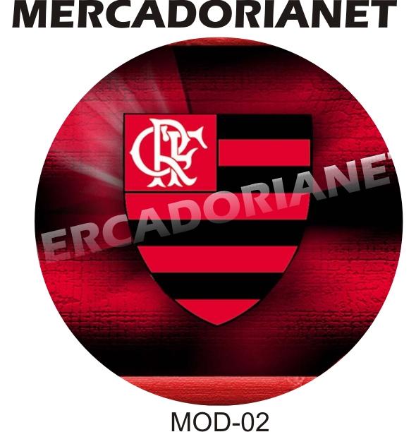 Capa Estepe Personalizada Time Futebol Flamengo M-02