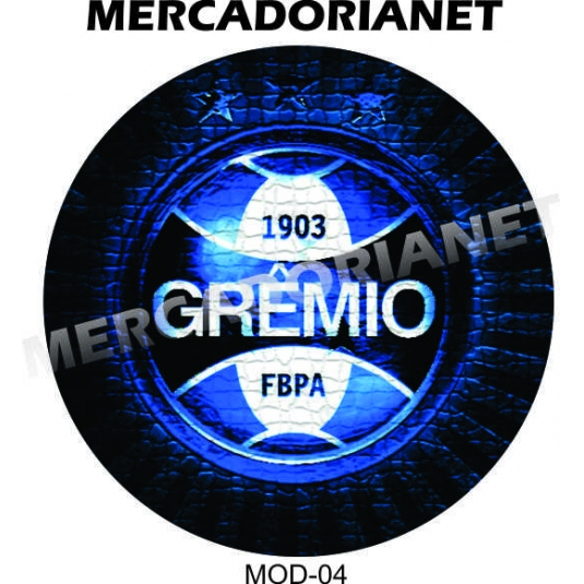 Capa Estepe Time Futebol Grêmio M-04
