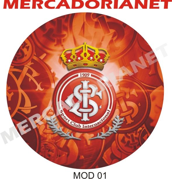 Capa Estepe Time Futebol Internacional M-01