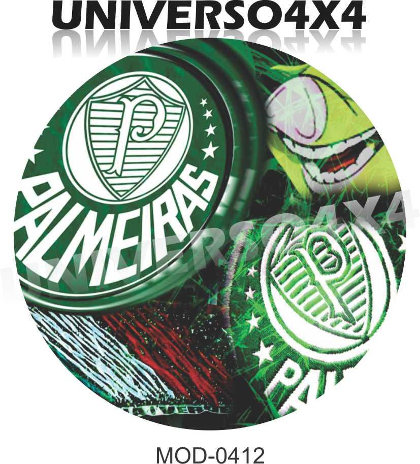 Capa Estepe Time Futebol Palmeiras M-0412