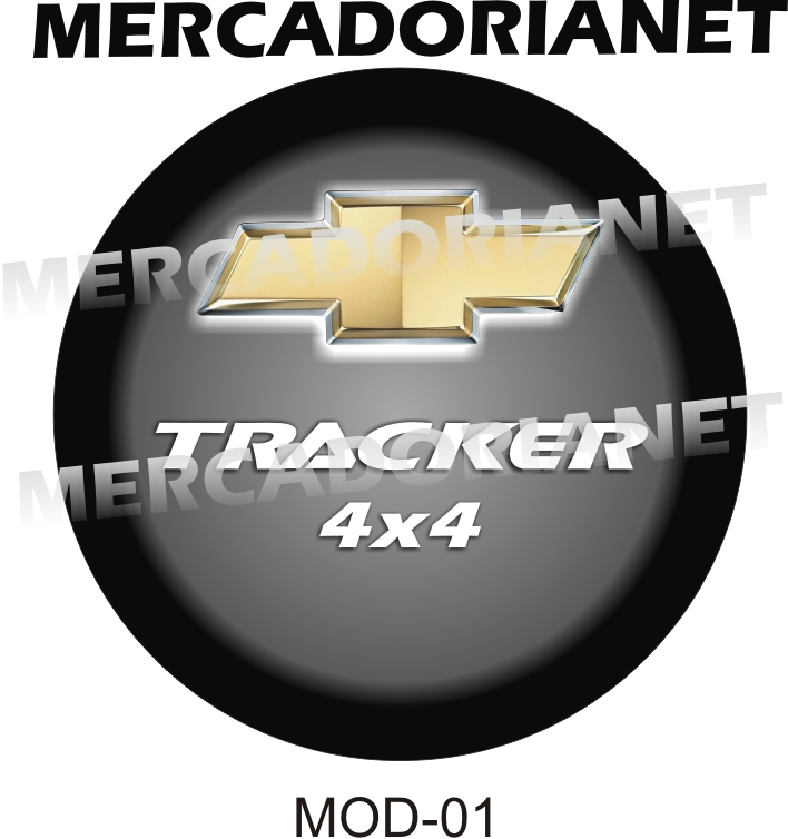 Capa Estepe Tracker 4x4 M-01