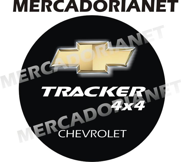 Capa Estepe Tracker 4x4 02