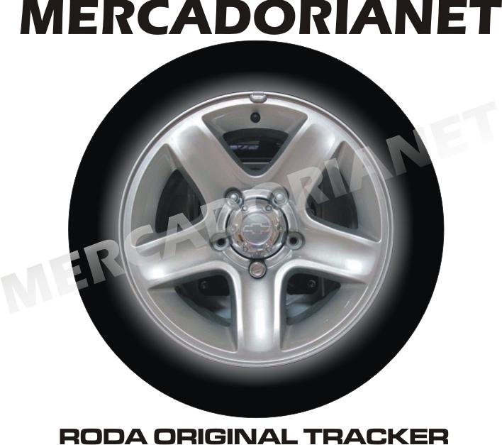 Capa Estepe Tracker M-Roda