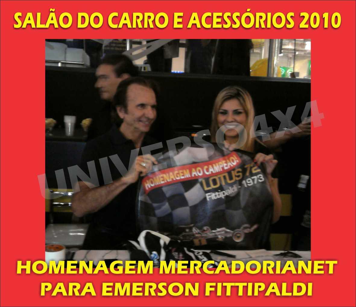 Capa Estepe Troller  Brasil M-0512
