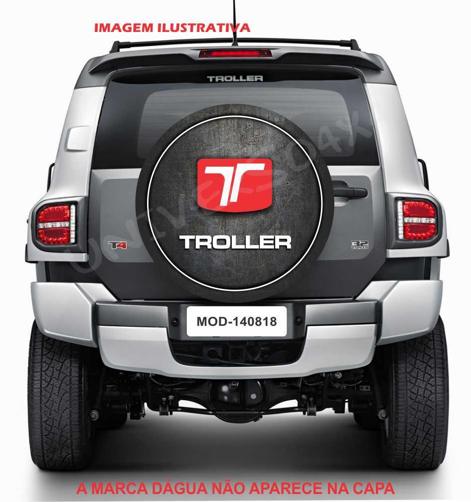 Capa Estepe Troller M-140818