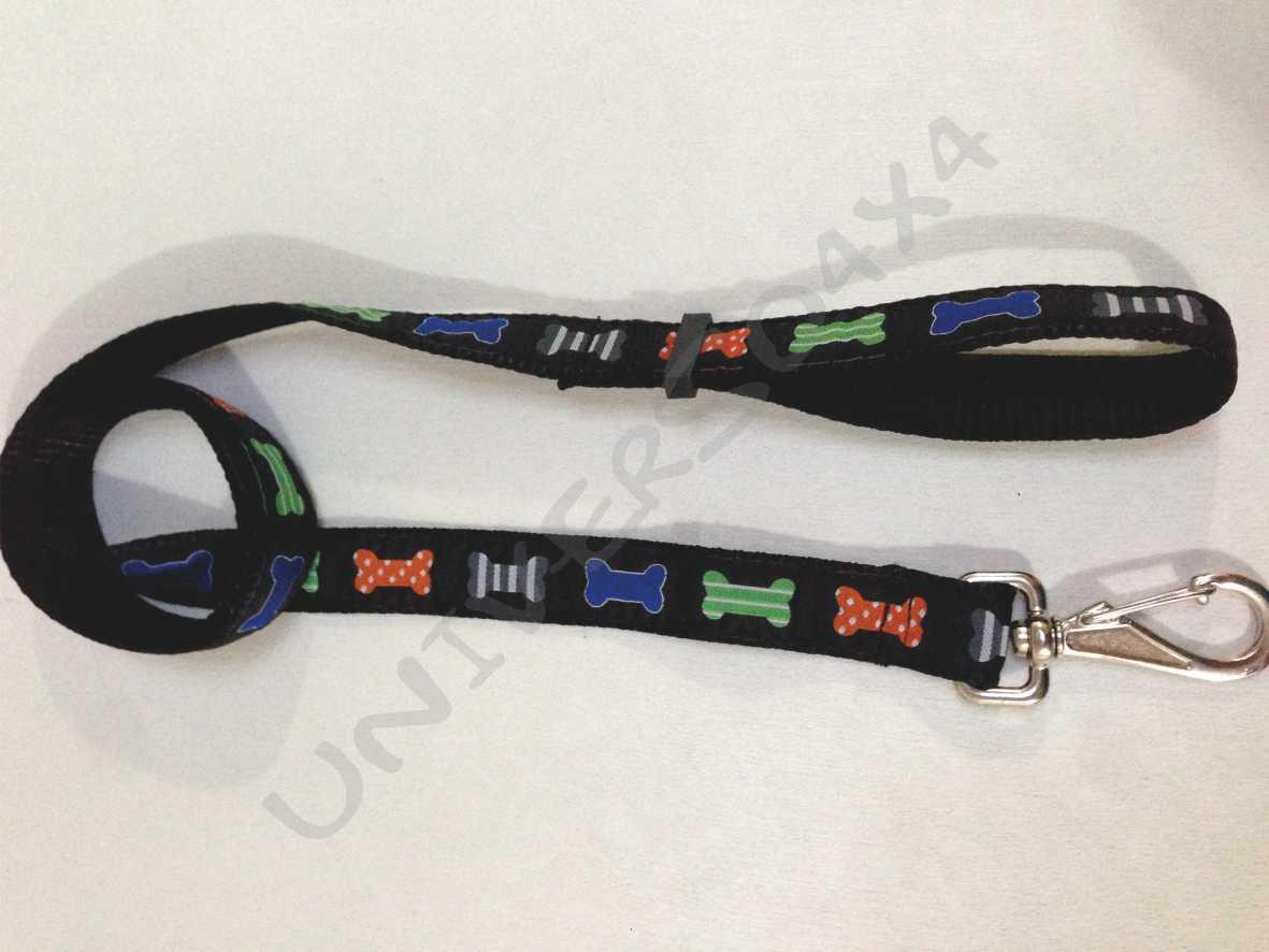 Guia para Cães Gatos Cachorro Ajustável 1,2M M-150219