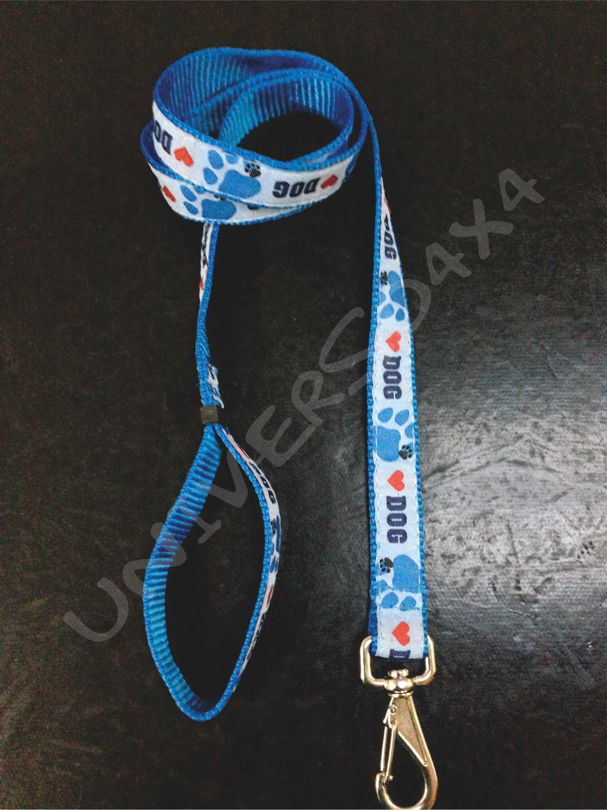 Guia para Cães Gatos Cachorro Ajustável 1,2m M-160219