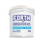 Adubo Fertilizante Forth Orquídeas - Peters Professional - Manutenção - 20-20-20 - 3kg