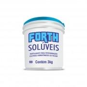 Adubo Fertilizante FORTH Solúveis - Produtivo - 3kg