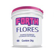 Adubo Fertilizante para Flores - 3 kg