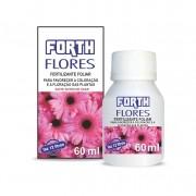 Adubo Fertilizante para Flores - FORTH Flores - 60ml Faz 12 Litros