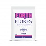 Adubo Fertilizante para Flores - FORTH Flores - 25 kg