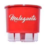 Vaso Autoirrigável Vermelho para Horta - Pimenta Malagueta