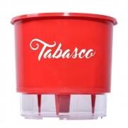 Vaso Autoirrigável Vermelho para Horta - Pimenta Tabasco