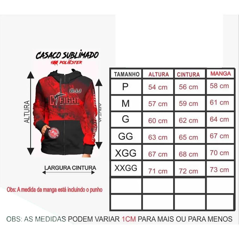 Agasalho Casaco Moleton - Karate - 5033 - Preto/Cinza - Dominium  - Loja do Competidor