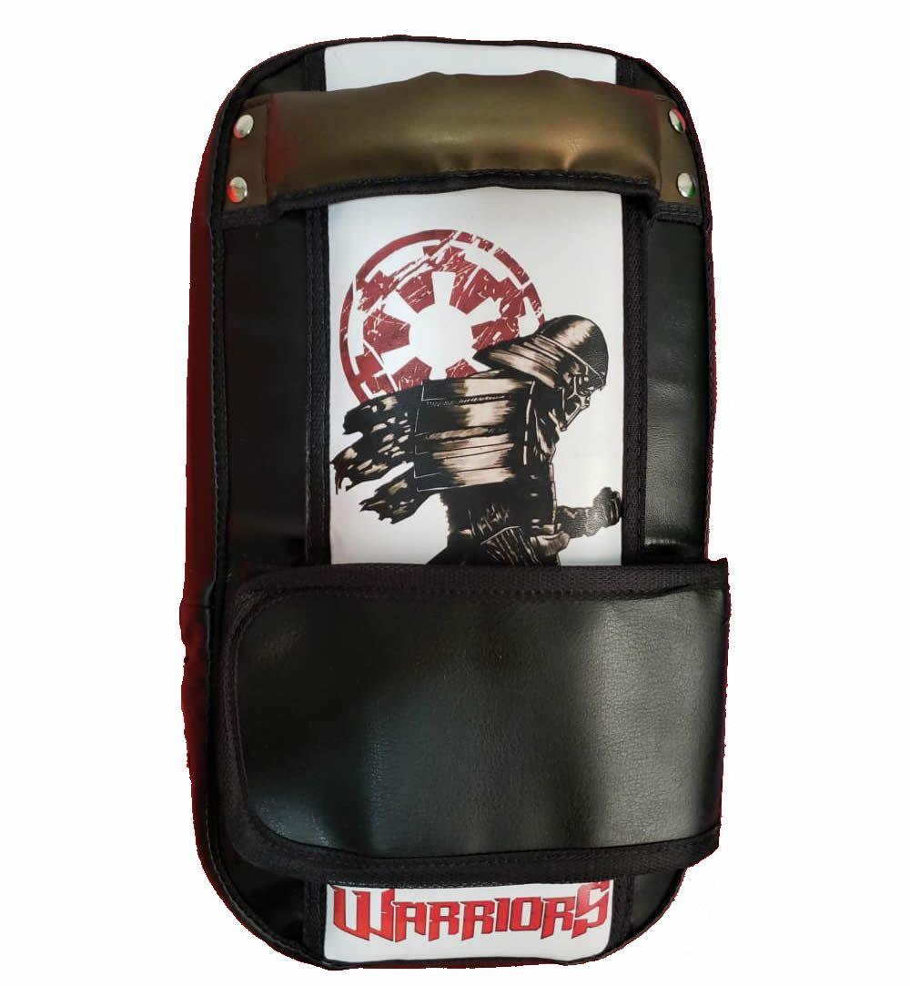 Aparador de Chute PAO Thaipad M - Warriors Fé - 1 Unid  - Loja do Competidor