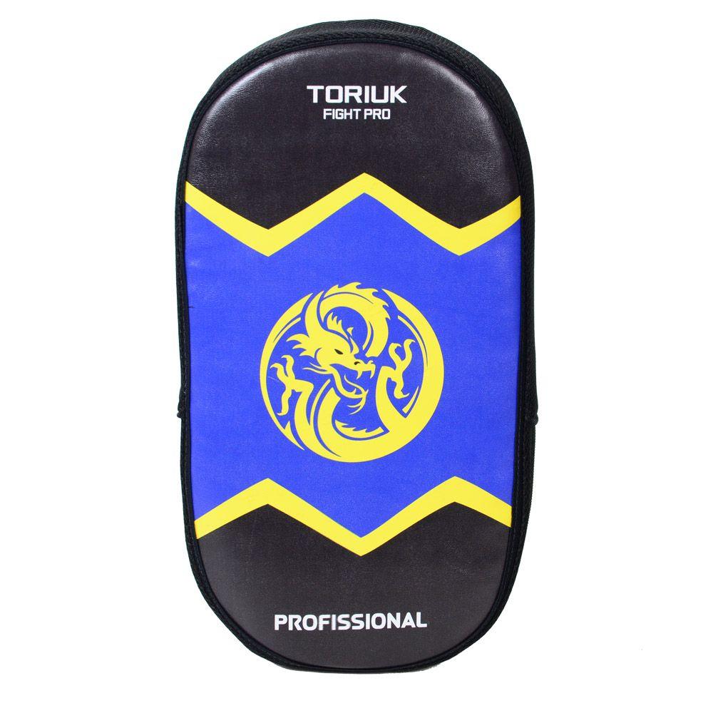 Aparador de Chute Thaipad M - Dragão Amarelo - PAR (2 Unids) - Toriuk  - Loja do Competidor