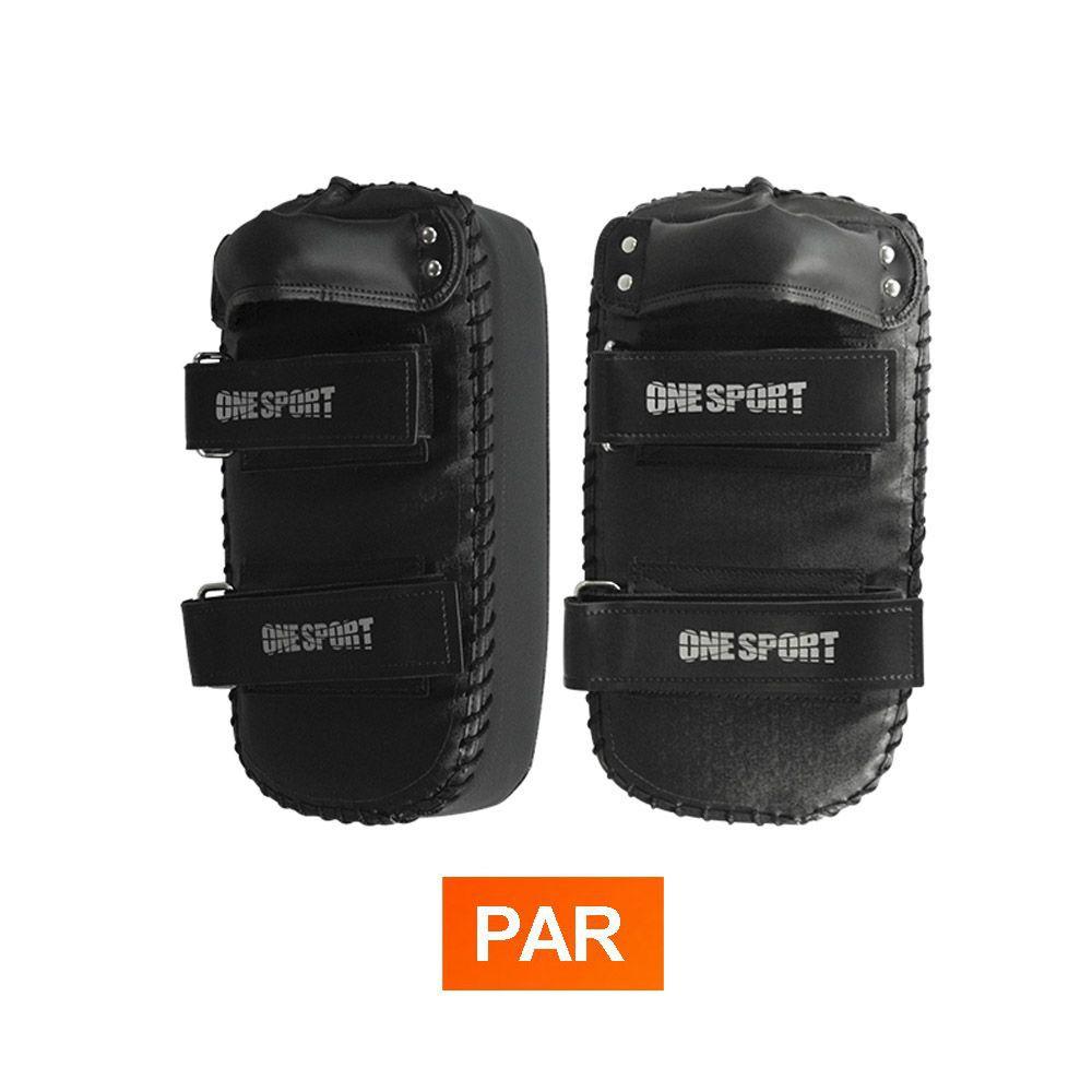 Aparador de Chute - Thaipad PAO - One Sport - (2 unid) - Par  - Loja do Competidor