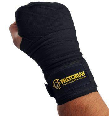 Bandagem Elástica 3,00m - Pretorian - Diversas Cores  - Loja do Competidor