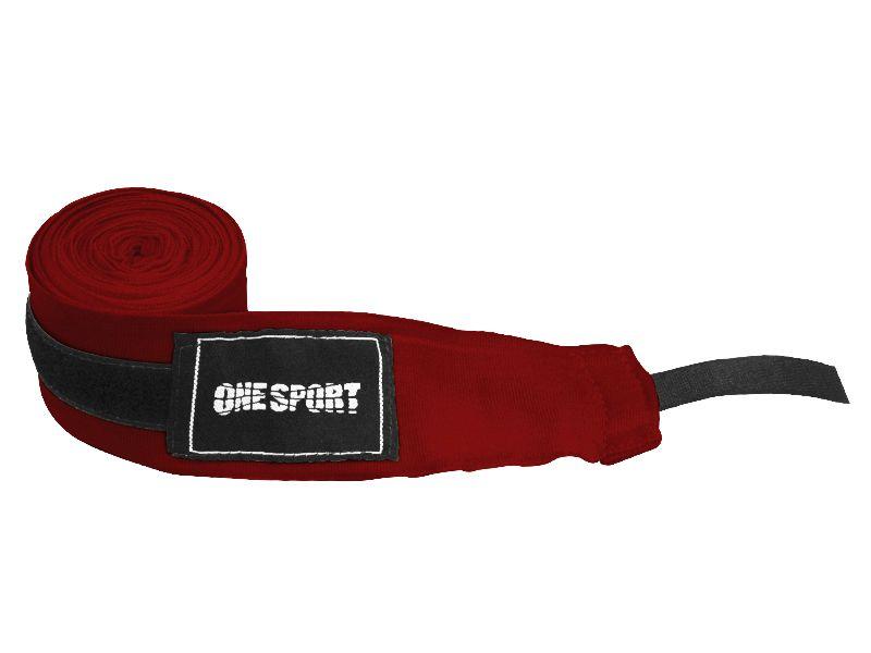 Bandagem Elástica 5,00m - One Sport - Diversas Cores