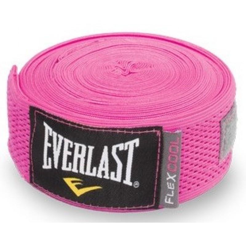 Bandagem Elástica 5,40m - Flex Cool - Everlast -  Diversas Cores