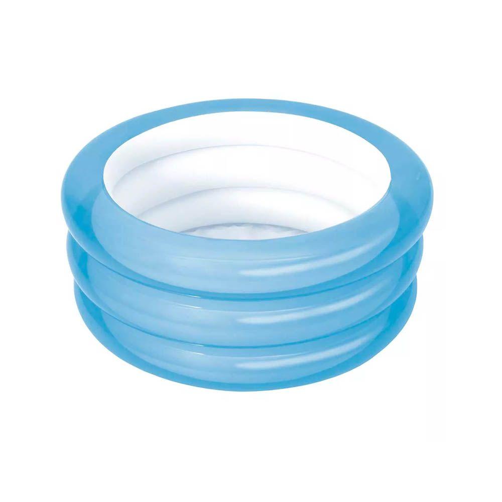 Banheira para Piscina - Inflável - Natação - Azul-  80L - Mor