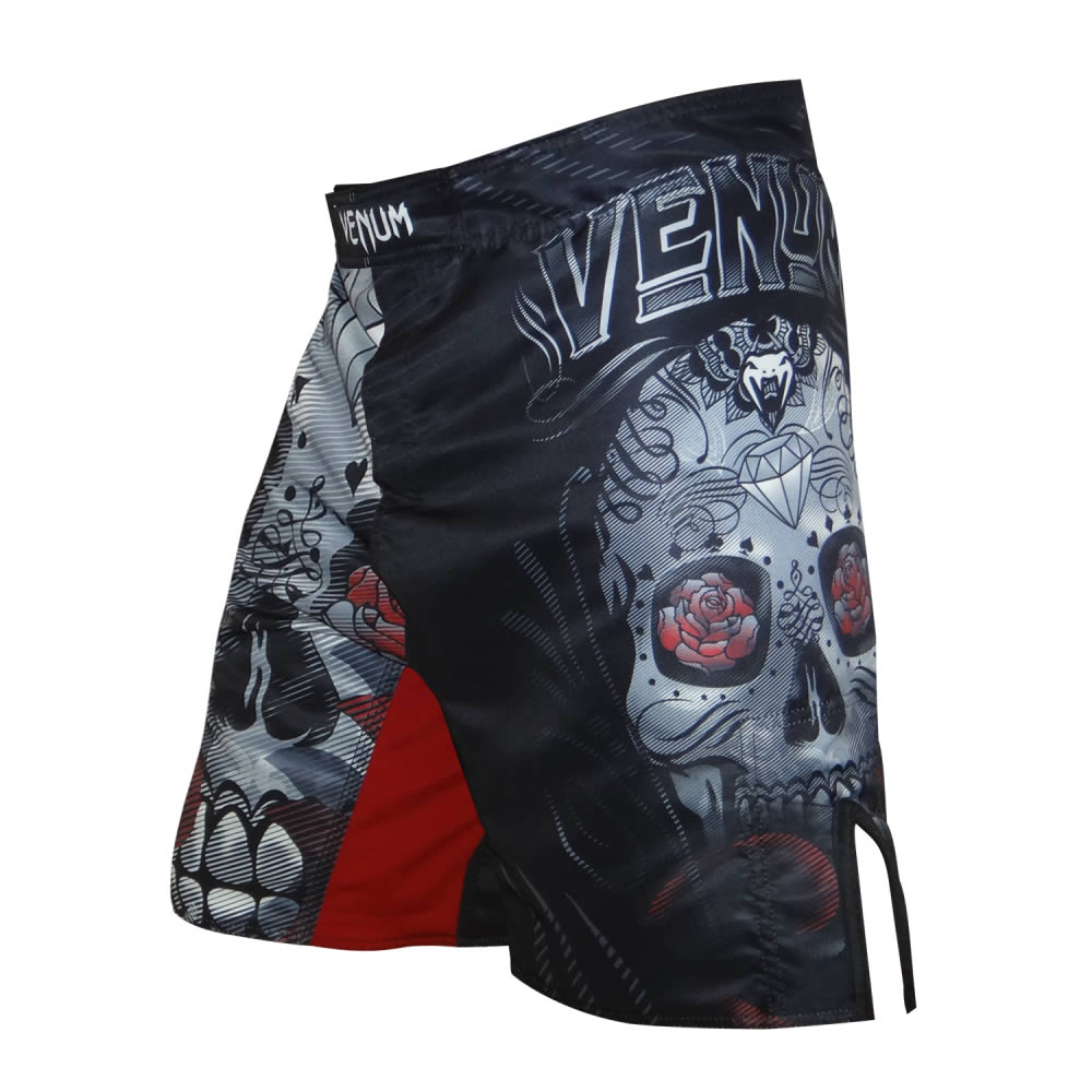 Bermuda de Treino Fight - Skull and Roses - Venum