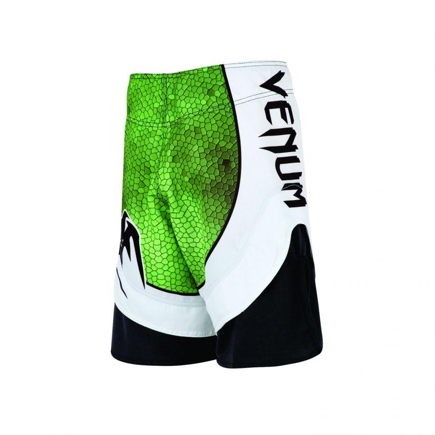 Bermuda MMA Amazônia 3.0 - Branco/Verde - Venum -  - Loja do Competidor
