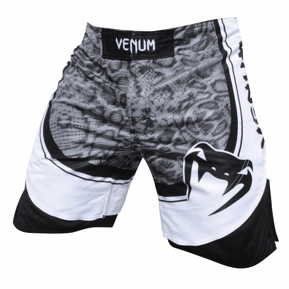 Bermuda MMA Amazônia Black Mamba - Preto/Branco- Venum