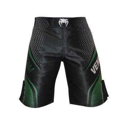 Bermuda MMA Comando Army - Preto/Verde - Venum  - Loja do Competidor