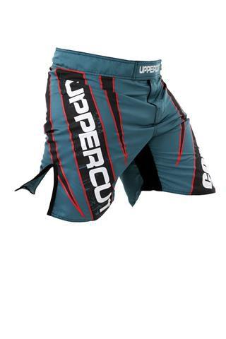 Bermuda MMA - Competidor - Verde - Uppercut .  - Loja do Competidor