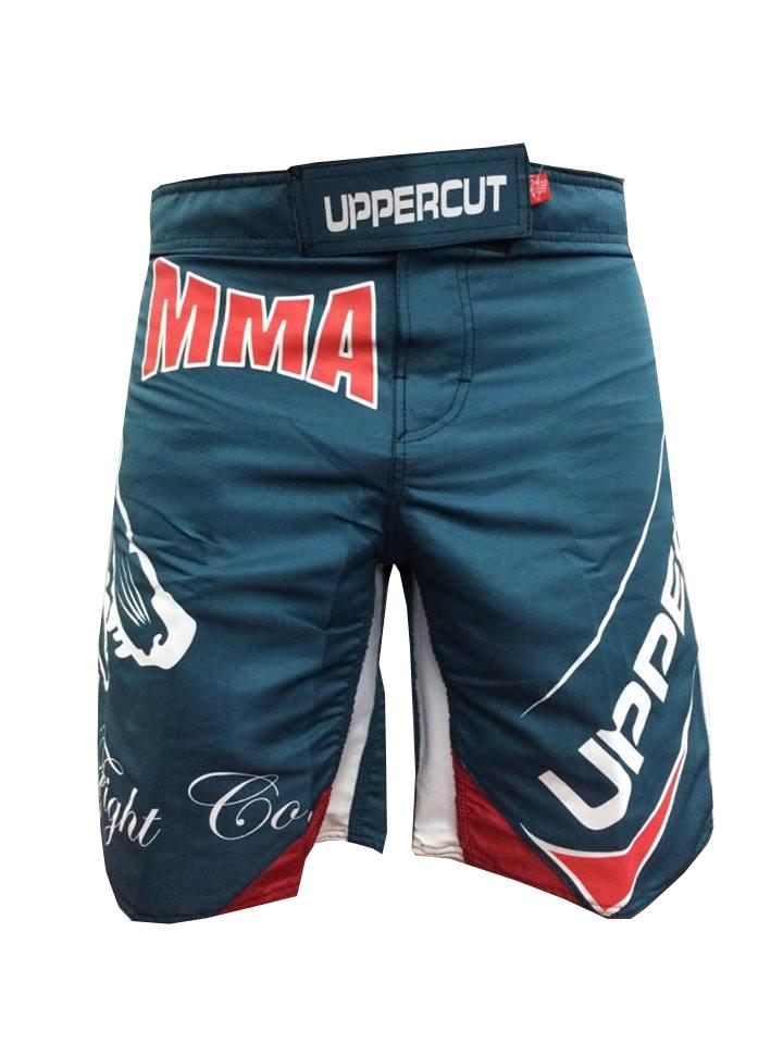 Bermuda MMA Forever Profissional - Verde - Uppercut .  - Loja do Competidor